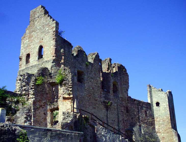 Burgruine Hochburg