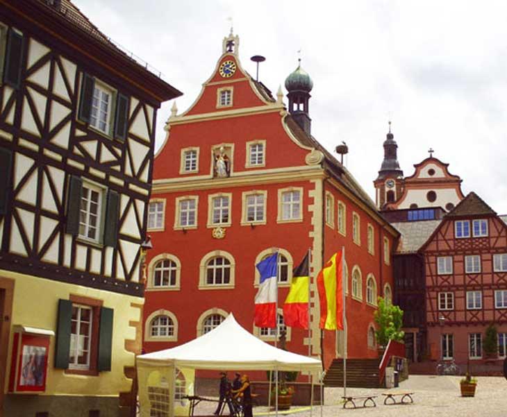 Ettenheim Marktplatz