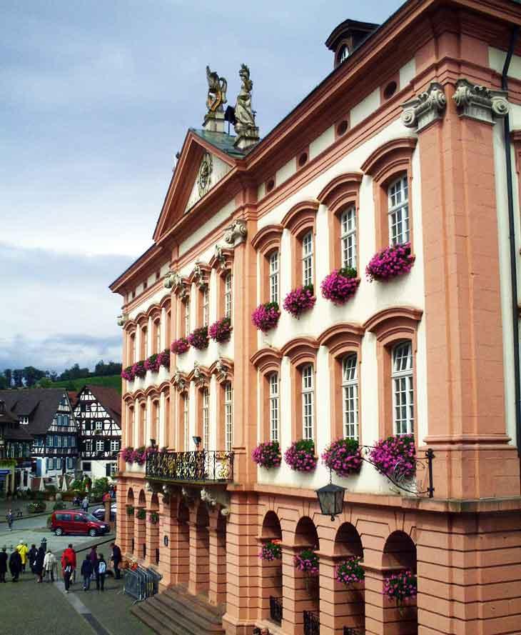 Gengenbach Rathaus
