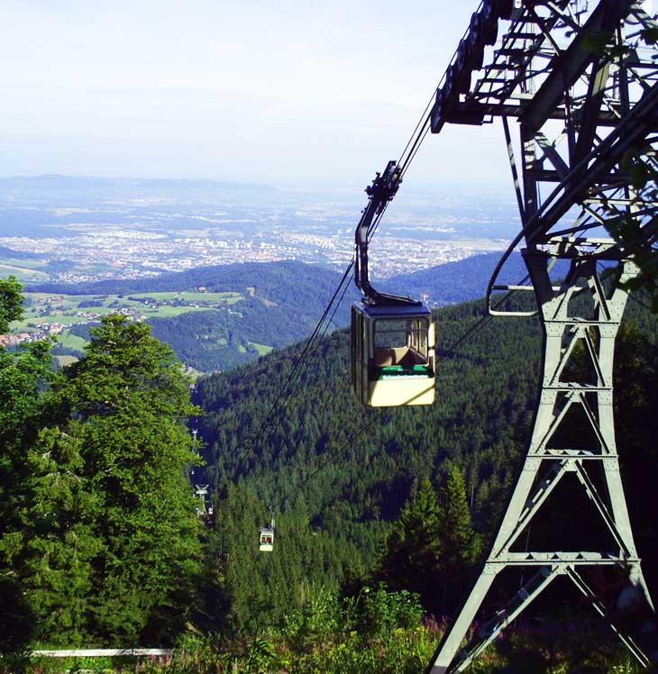 Schauinsland-Seilbahn