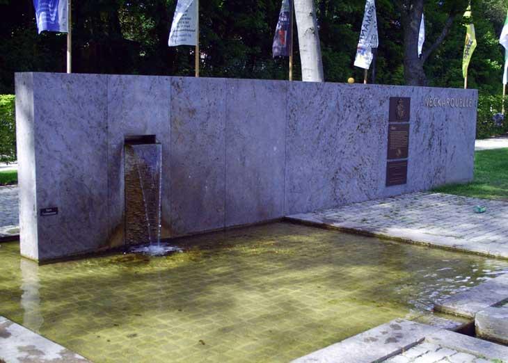 Villingen-Schwenningen Neckarquelle