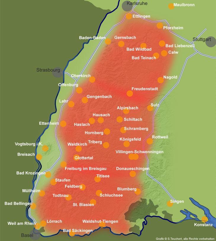 Ferienregion Schwarzwald Bollehood